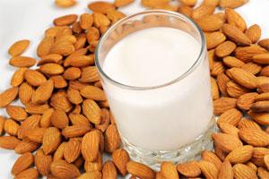 ¿Se puede congelar leche de almendras?