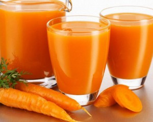 ¿Puede congelar jugo de zanahoria?