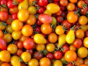 ¿Puede congelar los tomates cereza?