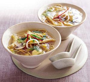 ¿Puede congelar sopa de fideos de pollo?