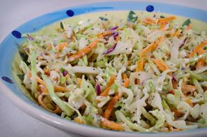¿Se puede congelar la ensalada de col?