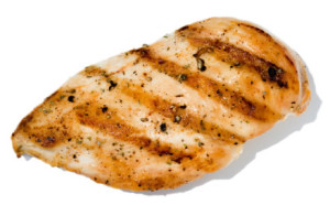 ¿Puede congelar el pecho de pollo cocido?