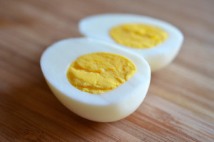 ¿Puede congelar huevos cocidos?