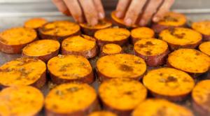 ¿Puede congelar patatas dulces cocidas?