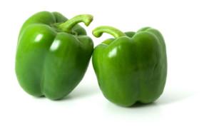 ¿Puede congelar pimientos verdes?