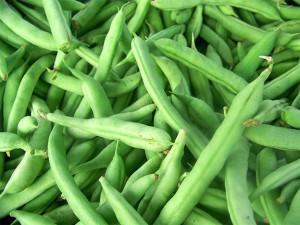 ¿Puede congelar los frijoles verdes frescos sin blanquearlos?