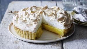 ¿Puede congelar la tarta de merengue de limón?