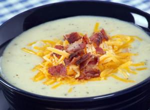 ¿Puede congelar la sopa de patata?