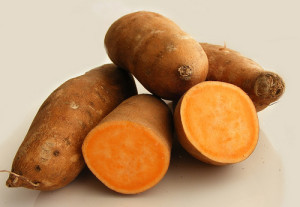 ¿Puede congelar patatas dulces?