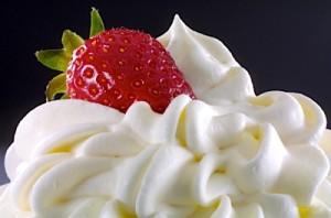 ¿Puede congelar la crema batida?